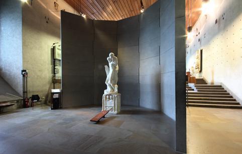 Pietà Rondanini, Castello Sforzesco, Milano